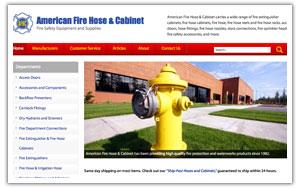 American Fire Hose & Cabinet